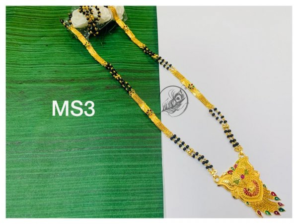 Traditional style mangalsutra